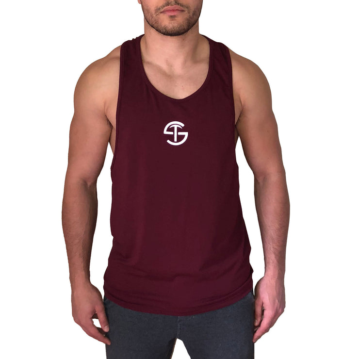 Stringer - Burgundy