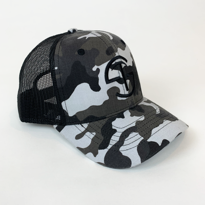 Trucker Hat - Camo - Skywear