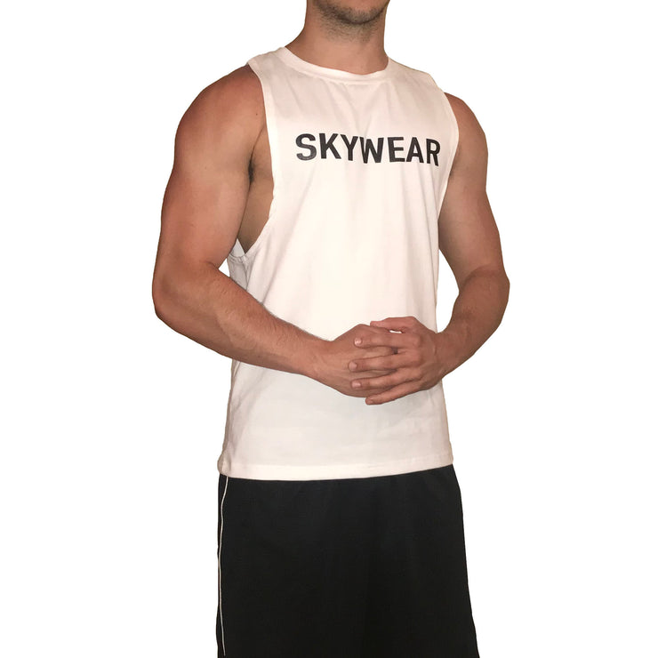 Cutoff - White - Skywear
