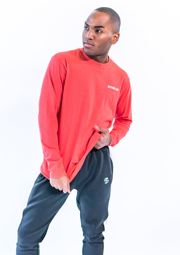 All-Purpose Long Sleeve - Apricot