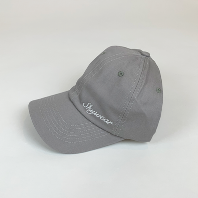 Nirvana Baseball Cap - Grey