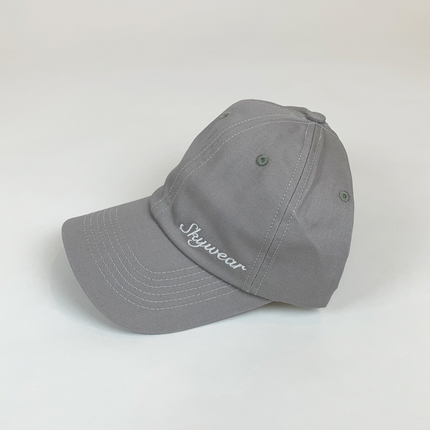 Baseball Cap - Grey - Skywear