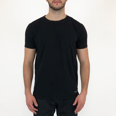 Solace Lifestyle Tee - Black