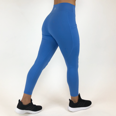 Sedona Pocket Leggings - Baby Blue - Skywear