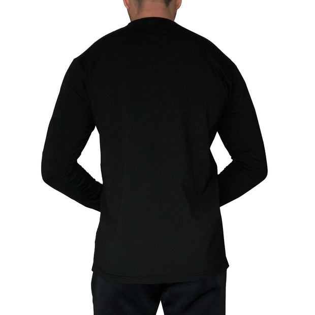 All-Purpose Long Sleeve - Black - Skywear