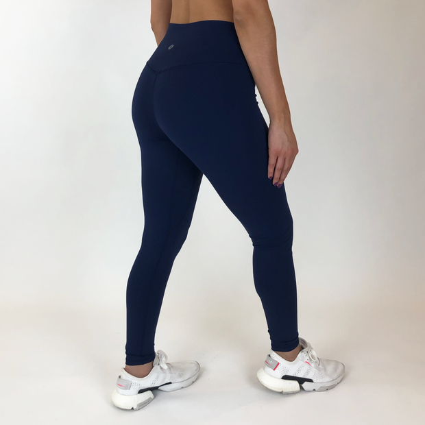 Mandala Leggings - Navy - Skywear