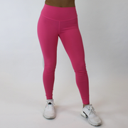 Mantra Scrunch Leggings - Pink - Skywear