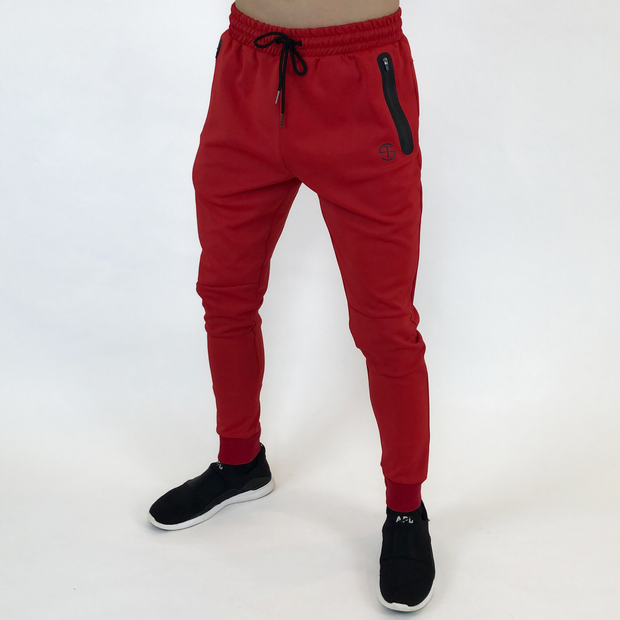 Men's Energy Joggers - Red - Skywear
