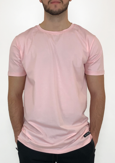 Solace Lifestyle Tee - Light Pink