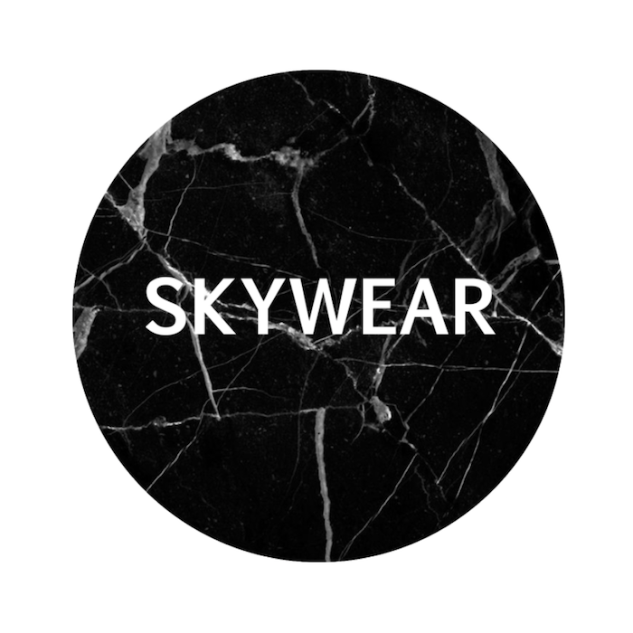 Phone Grip/Stand - Text - Skywear