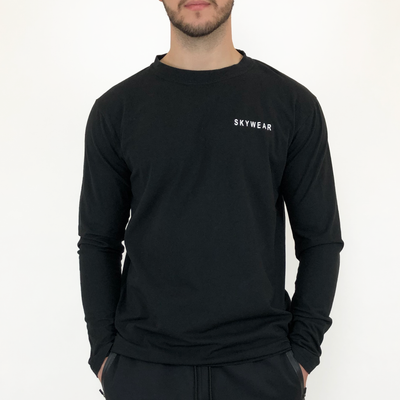 All-Purpose Long Sleeve - Black