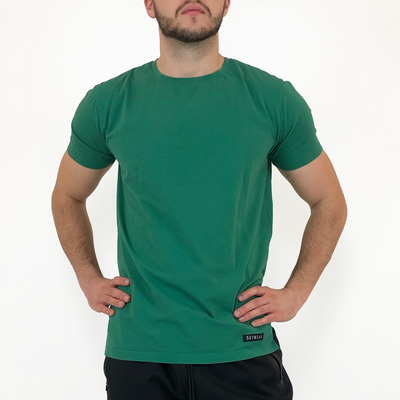 Solace Lifestyle Tee - Emerald