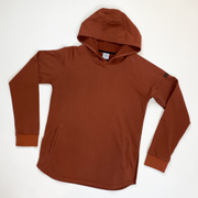 Pullover Hoodie - Burnt Orange
