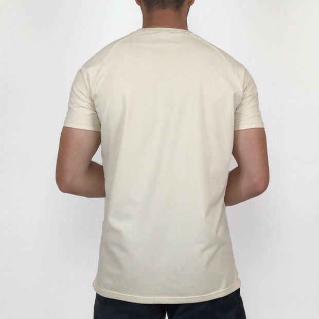 Established Tee - Sand