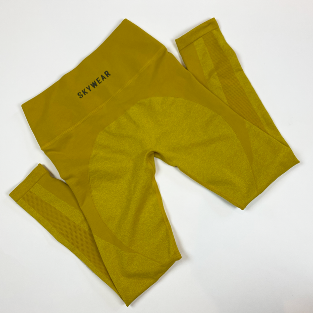 Seamless Legging - Yellow