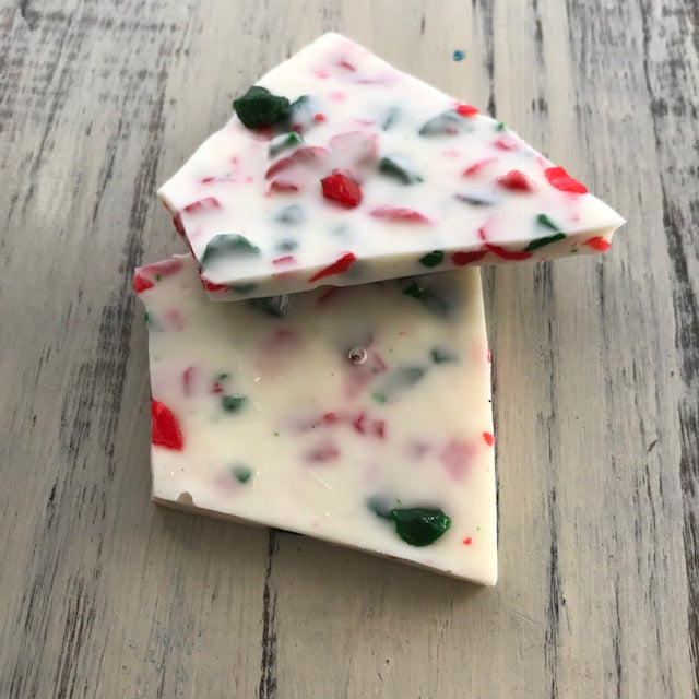 White Chocolate Peppermint Crunch