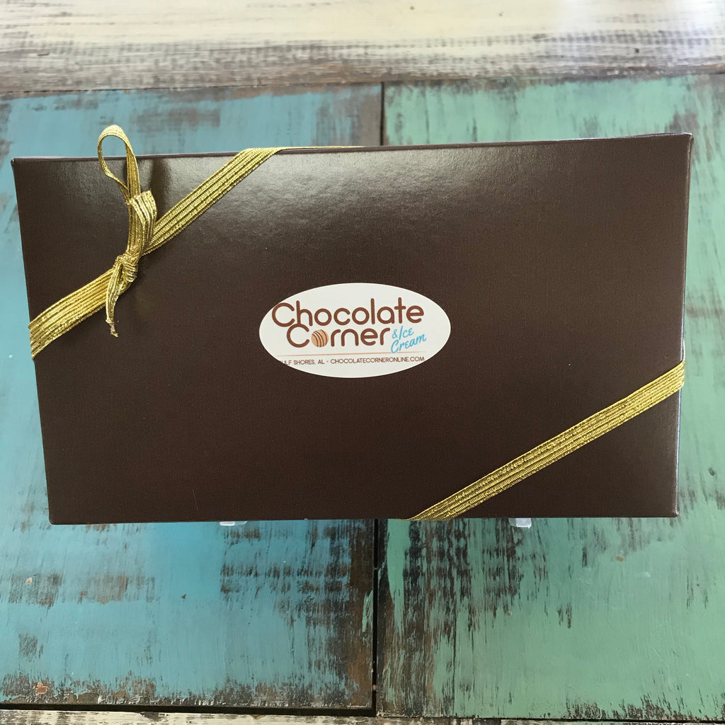 Dark Chocolate Turtle Gift Box