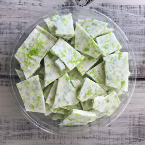 White Chocolate Lime Crunch