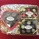 Cherry Heart Basket