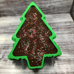 Fudge Christmas Tree