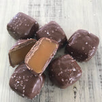 Milk Chocolate Sea Salted Caramels