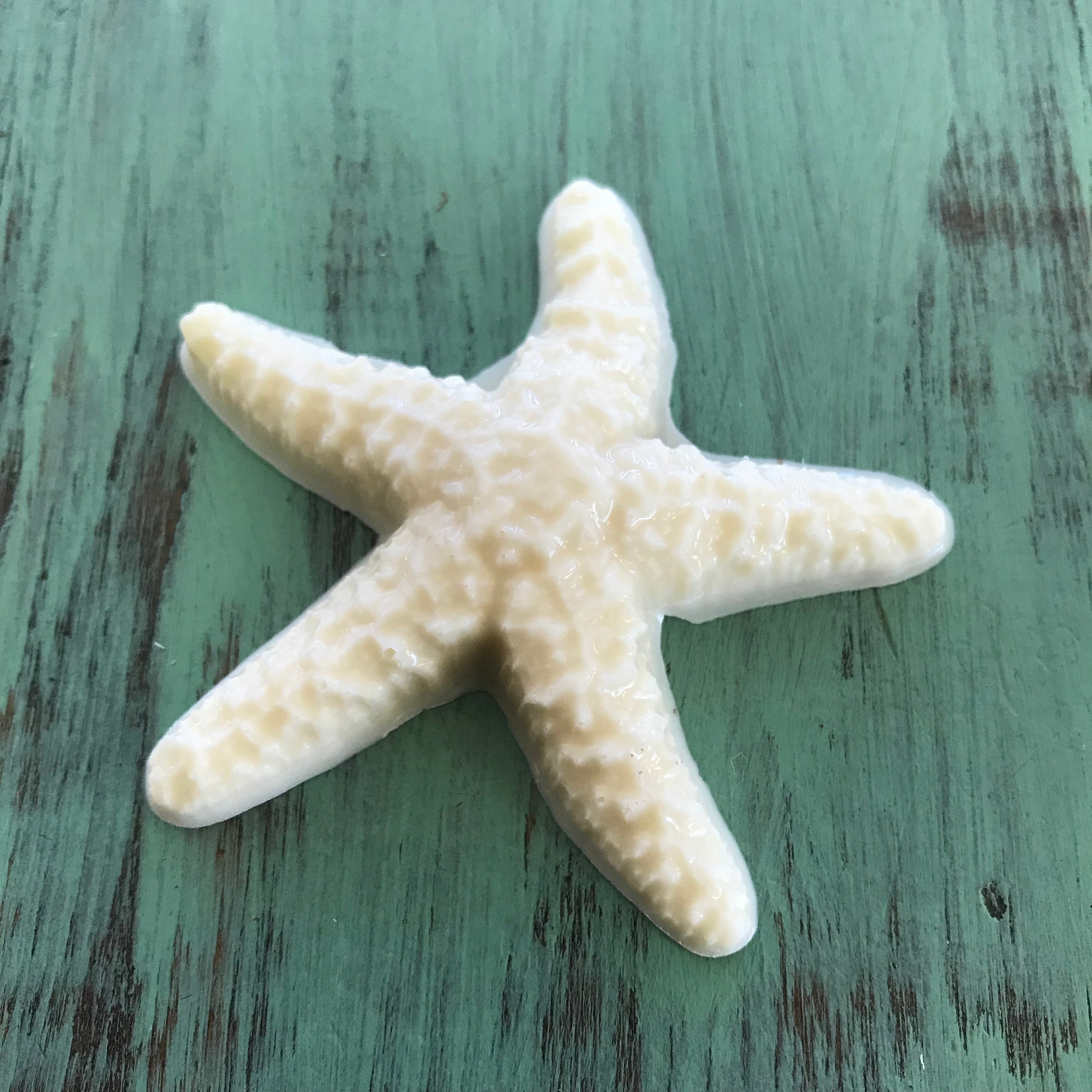 White Chocolate Starfish