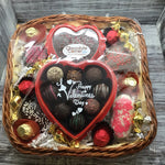 Valentine Basket Assorted