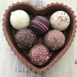 Heart Box of Truffles