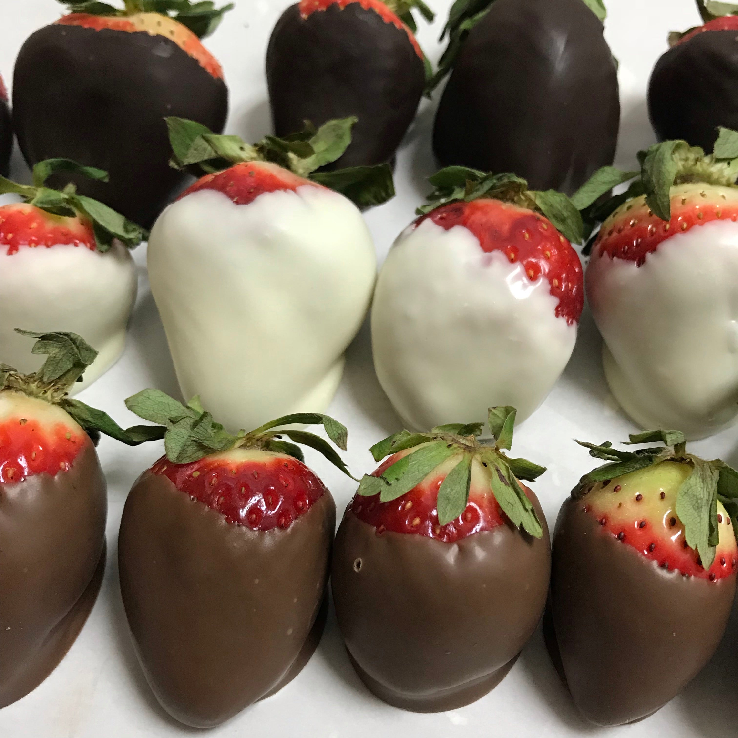 Chocolate Covered Strawberries - In Store Pickup Only