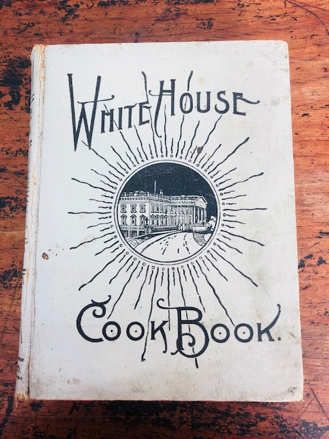 1916 The White House Cookbook