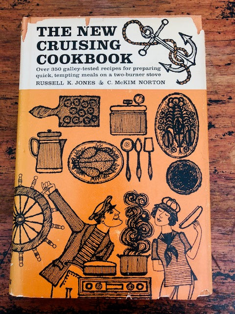 1960 The Cruising Cookbook