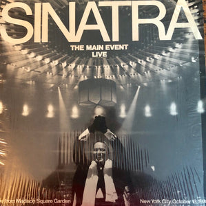 "Frank Sinatra ""The Main Event"" Record (1974)"