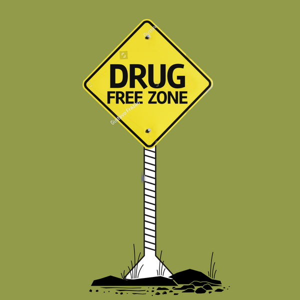 Drug free zones in the united states