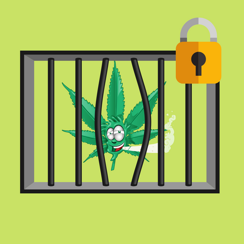 how to keep your weed safe and locked away