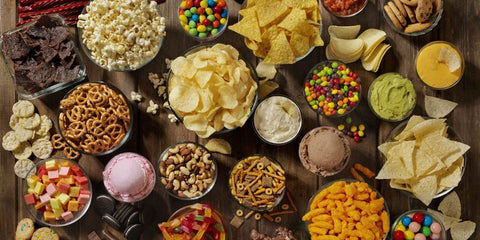 Munchies are bad for health