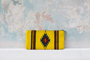 monedero, handbags, bag, amarillo, artesanal