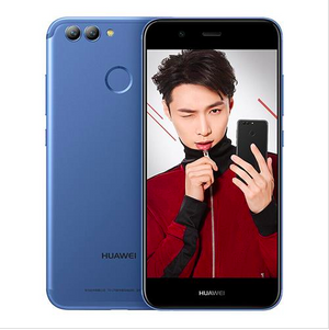 HUAWEI Nova 2 5.0 Inch Smartphone FHD Screen 4GB 64GB Kirin 659 Octa Core 20.0MP Front Camera Android 7.0 Touch ID Dual Rear Camera 2950mAh Battery Quick Charge - Blue