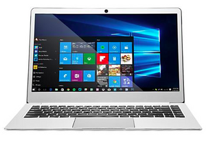 "Jumper EZbook 3L Pro 14"" 1920x1080 Laptop Windows 10 Intel Apollo Lake N3450 6GB RAM 64GB eMMC Supports SSD Storage Expansion Aluminium Shell - Silver"