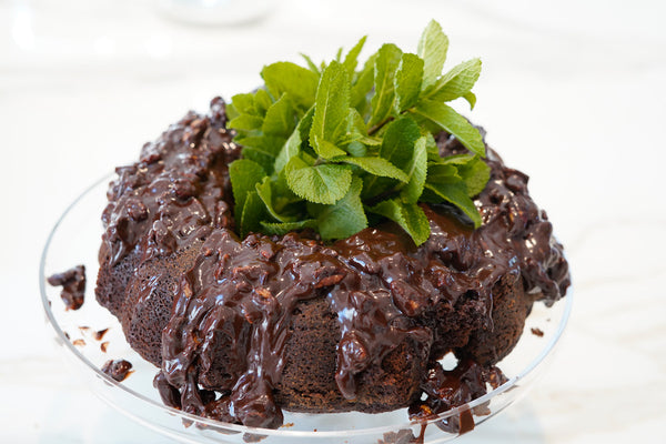 Mackenzie's Favorite Chocolate Cake