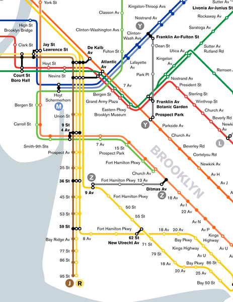 New York City Subway expansion plans, 1968