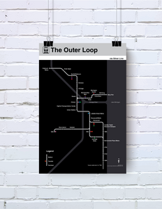 Chicago L Outer Loop plan, 2016