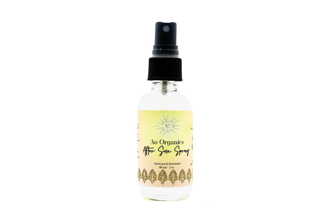AO Organics Soothing After Sun Spray