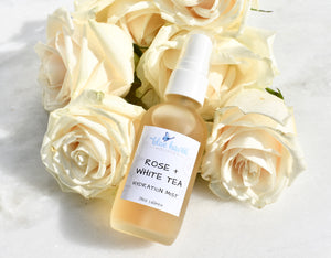 Rose + White Tea Hydration Mist