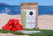Load image into Gallery viewer, 'ILI Hawaiian Skincare Salt Scrubs