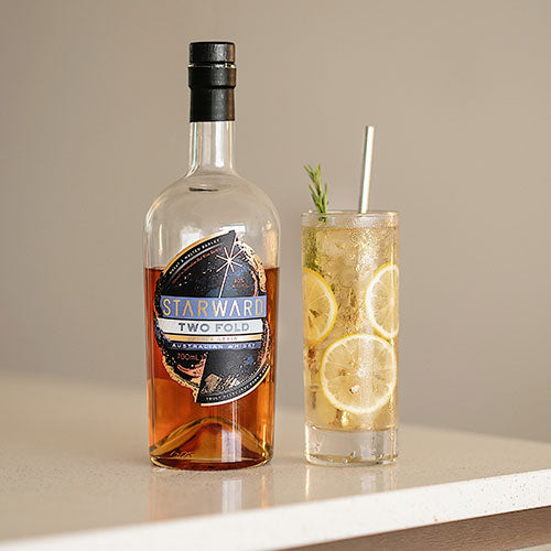 Citrus & Rosemary Highball