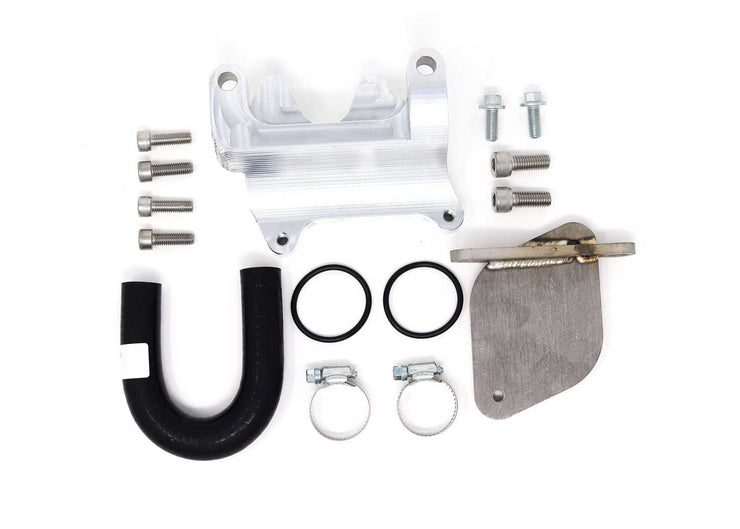 2007-2010 LMM Duramax Cooler Upgrade Kit