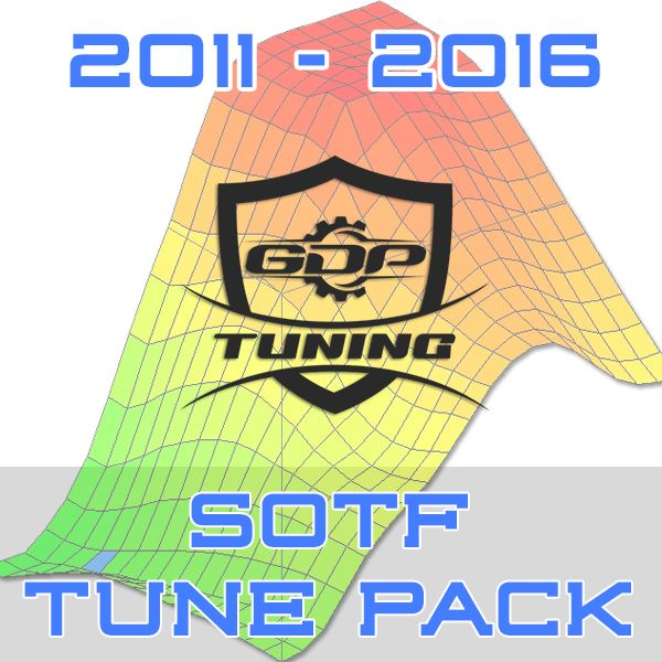 GDP Tuning Duramax LML SOTF 5 Tune Pack