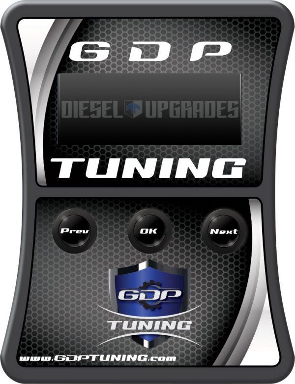 07.5-09 CUMMINS GDP Tuning EFI Live