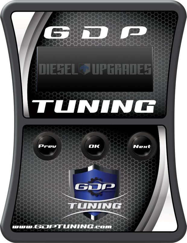 10-12 CUMMINS GDP Tuning EFI Live