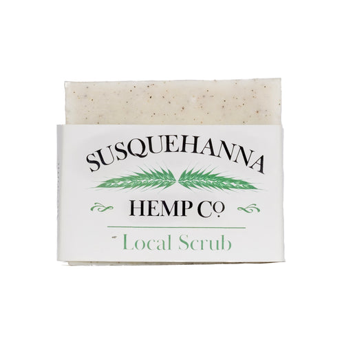 Local Scrub Chunky Bar Soap